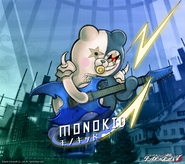 Digital MonoMono Machine Monokid Android wallpaper