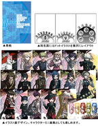 Danganronpa V3 Preorder Bonus Post Cards from ebten