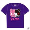 Danganronpa x Mori Chack Tshirt C Purple