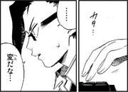 Danganronpa Killer Killer Ikue Dogami Chapter 2 investigating Rei Shimizu