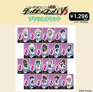 Chara-Cre x Danganronpa V3 Character Shop Merchandise (1)