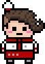 Danganronpa 2 Island Mode Teruteru Hanamura Pixel Icon (1)
