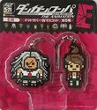 FuRyu Minna no Kuji Dot Rubber Mascots Asahina Aoi and Sakura Ogami