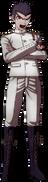 Kiyotaka Ishimaru Fullbody Sprite (7)