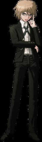 File:Byakuya Togami Fullbody Sprite (10).png