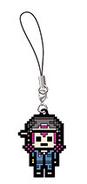 FuRyu Minna no Kuji Dot Rubber Mascots DR3 Kazuichi Soda