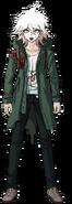 Nagito Komaeda Fullbody Sprite (3)