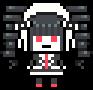 Celestia Ludenberg School Mode Pixel Icon (1)