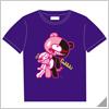 Danganronpa x Mori Chack Tshirt A Purple