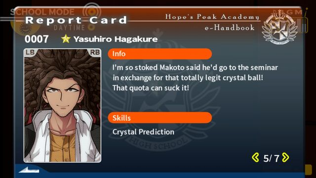 File:Yasuhiro Hagakure Report Card Page 5.jpg