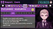 Fuyuhiko Kuzuryu's Report Card Page 3