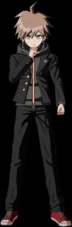 File:Danganronpa 1 Makoto Naegi Sprite (PSP) 06.png
