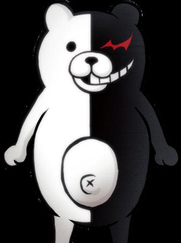 File:Danganronpa 2 Monokuma Halfbody Sprite 01.png