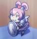 Princess Piggles alarm clock Danganronpa Another Episode