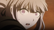 Kirigiri shocked face