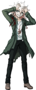 Nagito Komaeda Fullbody Sprite (27)