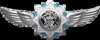 Girls Gun 2 x Danganronpa Game SHSL Housekeeper Badge