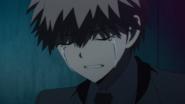 Naegi's sadness