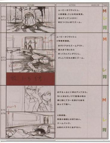 File:Danganronpa Visual Fanbook Cutscene Storyboards (06).png
