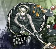 Digital MonoMono Machine Kirumi Tojo Toujou Android wallpaper