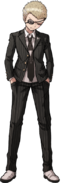 Fuyuhiko Kuzuryuu (Eyepatch) Fullbody Sprite (14)