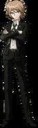 Byakuya Togami Fullbody Sprite (16)
