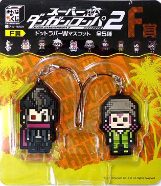 File:FuRyu Minna no Kuji Dot Rubber Mascots Gundham Tanaka and Kazuichi Soda.jpg