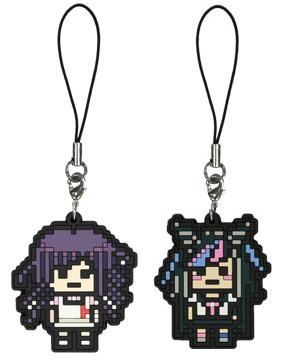 File:FuRyu Minna no Kuji Dot Rubber Mascots Mikan Tsumiki and Ibuki Mioda OOB.jpg