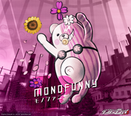 Digital MonoMono Machine Monofunny Monophanie Android wallpaper