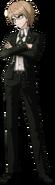 Byakuya Togami Fullbody Sprite (1)