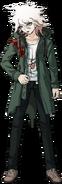 Nagito Komaeda Fullbody Sprite (6)