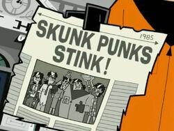 Skunk Punks News Article