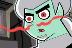 Dan Phantom's Ghost Sense