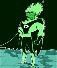Dan Phantom Full Body