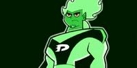 Dan Phantom (The Two Phantoms)