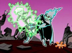 Dan Phantom's Electrokinesis