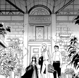 Fiona's lab (manga)