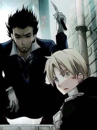 Noss (manga)
