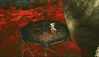 Phlegethon Boiling Blood