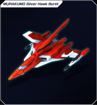 Murakumo Silver Hawk Burst