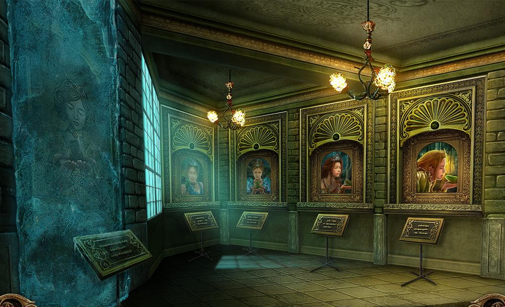 Portrait Room