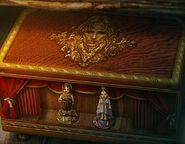 Geppetto amelia figures