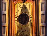 Amelia front door