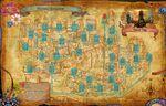 Floralia kingdom map