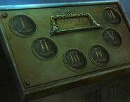 Srs-arc-control-board