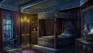 Cobr royal bedchamber