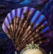 Prasino royal family shell