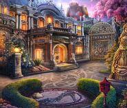 Woodbeast mansion