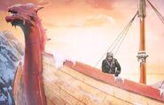 Jack-on-boat