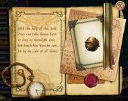 Blaise diary bell